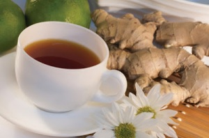 Ginger Tea for Weight Loss