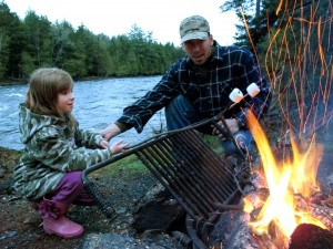 Camping foods for kids