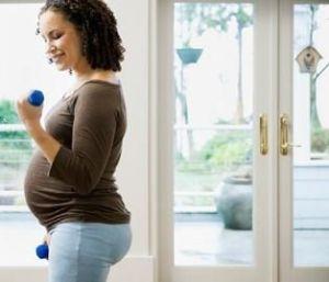 Best Arm Exercises For Pregnant Women