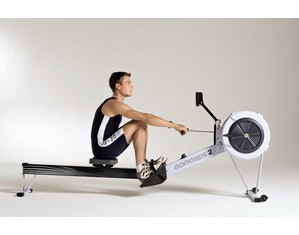 Health Benefits Of A Rowing Machine Exercises
