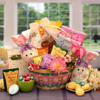 Easter Basket Ideas for Adults 2014