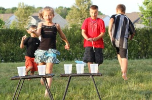 Summer Outdoor Games for Adults
