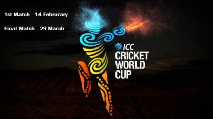Cricket World Cup 2015 Opening Ceremony Date and Venue